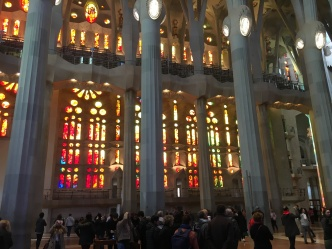 Sagrada Familia basilica