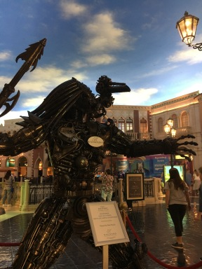 The Predator in the Venetian