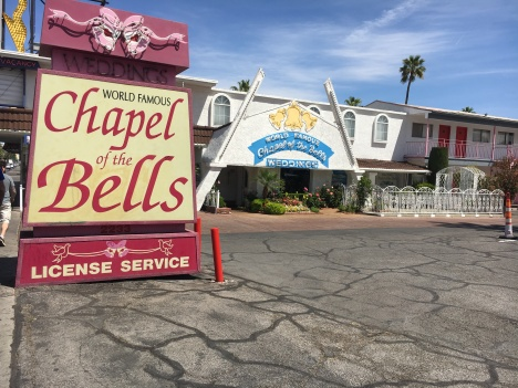 World Famous Chapel of the Bells